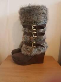 Lipsy boots size 6