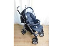 Silver Cross 3D Pram & Pushchair inc. NEW/UNUSED Changing Bag & Mat! Comes with all accessories!