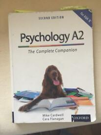 Psychology A2 (AQA - A Course) Textbook