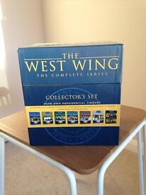 DVD West Wing collector's set