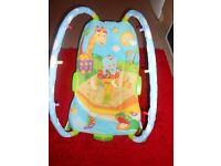 TINY LOVE BABY BOUNCER/CHAIR