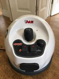 Vaporetto evolution steam cleaner