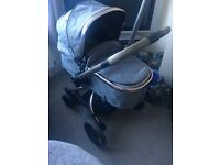 Mother Care roam travel system 7 months old