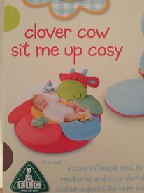 Early Learning Centre sit me up Cosy boxed