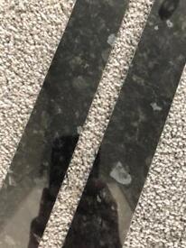 Kitchen worktop bench edge trim