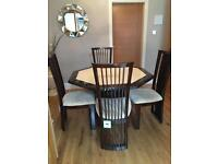 Marble table and consul table matching. Brand new!!!!