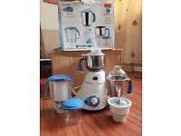 Preethi Blue Leaf Platinum Mixer Grinder