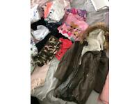 Free girls clothes 5/6/7 years