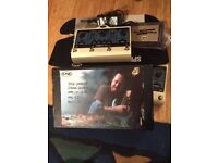 Prof. Modded TRex Spin Doctor Midi Guitar Valve Preamp Clean OD & Distortion in a Programmable Pedal