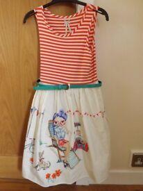 Girls Next Dress Age 9