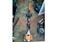 Stihl hl95 long reach hedge cutter