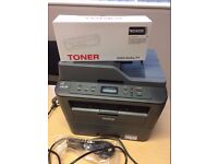 Brother DCP-L2540N Mono Laser Printer/Scanner/Copier - Nearly New