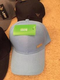 Boss armani nike caps £15 each can deliver or post