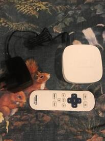 Now TV box (White)