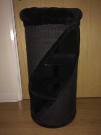Diagonal scratching barrel 75cm