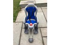 Ok baby / toddler bike seat only used a couple of times