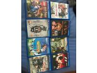 Various ps vita games and extras