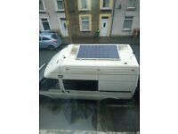 Ford transit 2001 campervan ready for holiday'ing