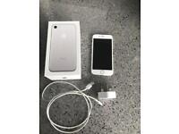 iPhone 7, excellent condition, boxed