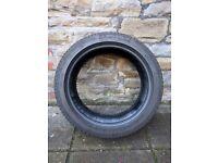 Mitchelin Primacy HP tyre 7mm tread 215/45 R17