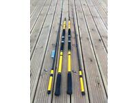 Shimano beastmaster uptide boat rods/ sea fishing rods