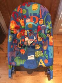 BABY RECLINING & ROCKING CHAIR