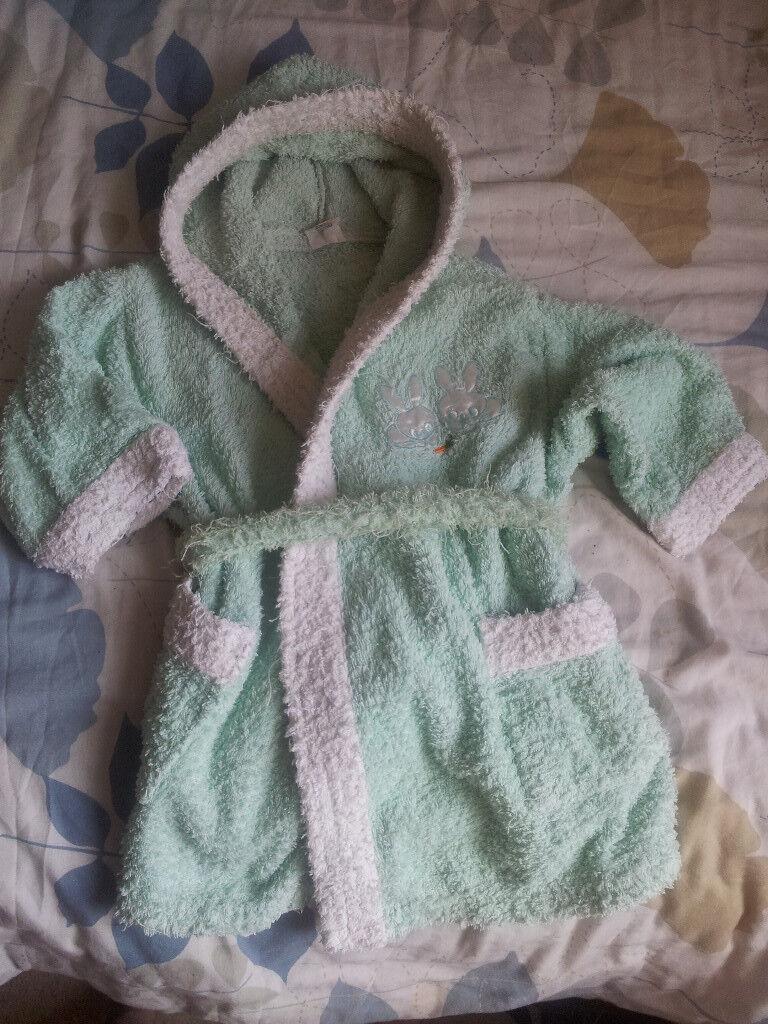 FOR SALE: Baby bathrobe