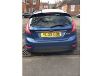 Ford Fiesta 1.4 titanium. Px welcome