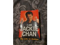 I am Jackie Chan. My life in action