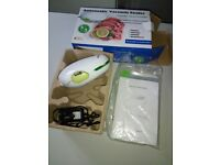 AUTOMATIC FOOD SEALER NEW!! AUTOMATIC VACUUM SEALER