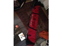 Ski Equipe es series Salomon Bag pro link