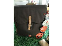 Pacapod Hastings mocha, NEW! Changing bag