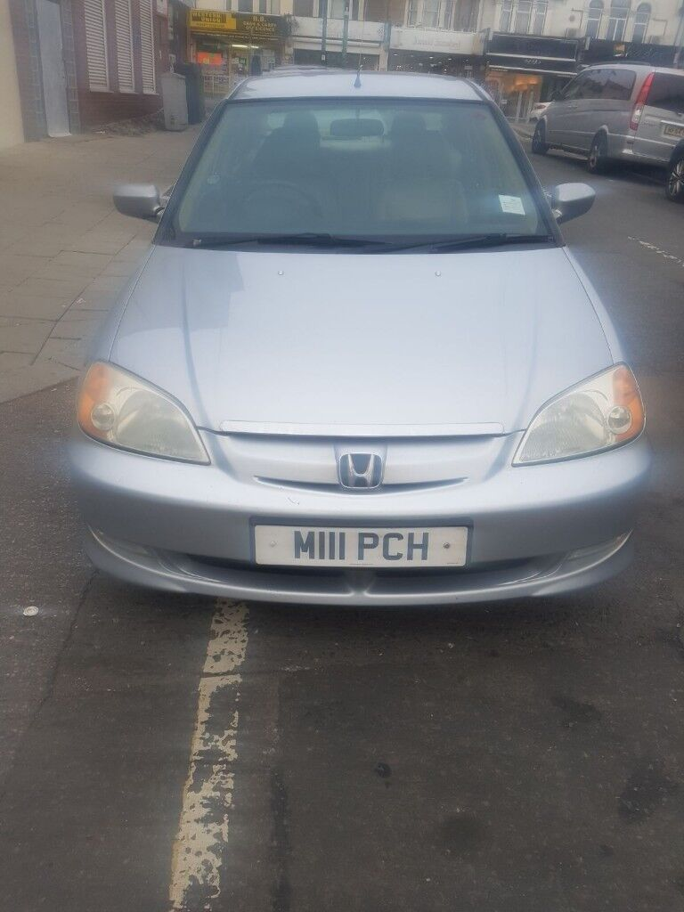 Honda Civic Hybrid 2003 Private Registration Included In Ilford