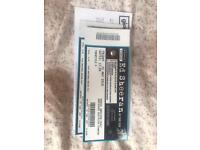 Ed Sheeran standing ticket
