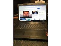 HP Compaq CQ57 Laptop, 4GB RAM, 500GB Hard Drive, Windows 10