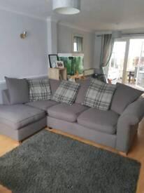 DFS Rupert corner sofa