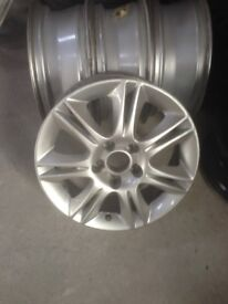 Vauxhall 16in Alloys - £100 - Excellent Condition.