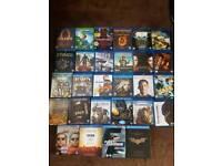 28 Blu-rays
