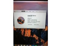"""Macbook book pro 15.4"""" i7 2.7ghz 16gb ram 512gb ssd early 2013, fully working good condition"""