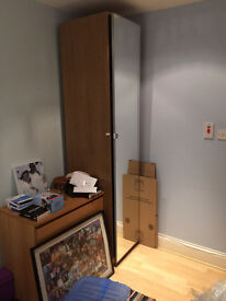 Ikea Wardrobe Available- good condition