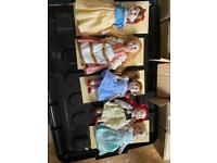 Vintage porcelain character dolls accepting offers