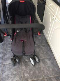 Child's pushchair