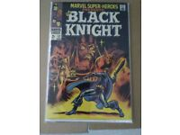 Rare Black Knight comic from 1968 for sale!
