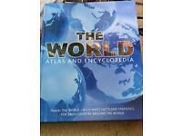 The world atlas and encyclopedia