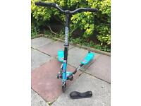 Sporter 1 blue scooter