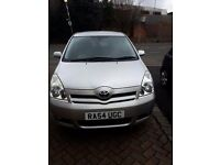 Toyota verso 2004 , 7 seater for 1200 pounds