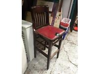 Bar stool high