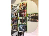 Xbox game tapes
