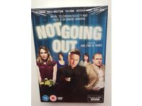 Not Going Out box set sealed
