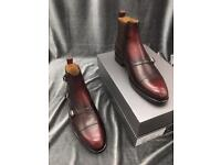 New~hand made welt construction shoes
